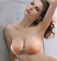 Silicone bra, Nipples Paste invisible bra throng thickened FOR wedding dresses swim underwear