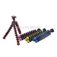 wholesale GoPro Mini Camera Flexible Octopus Bubble Tripod Holder Stand Mount for Digital Camera