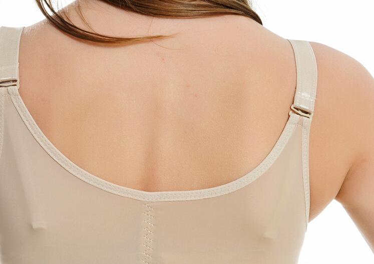 Skin Color Bodysuit Skin Color Vest Suit Waist