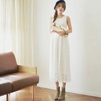 2014 New Fashion Women White Lace Dress Girl Tank Sleeveless Sexy Vestidos Ladies Casual  Dress Good Quality Free Shipping