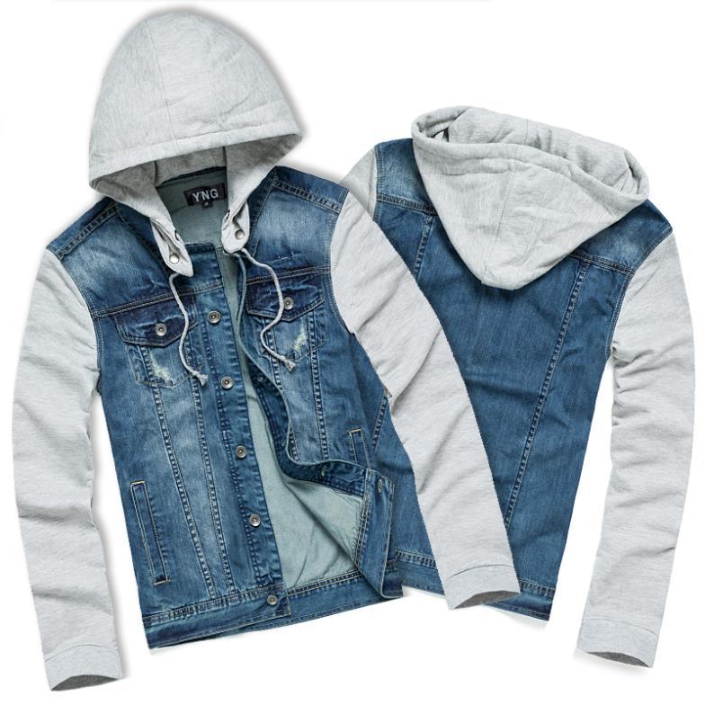 Jeans Jackets For Mens in India 309 Men's Jeans Jacket Denim