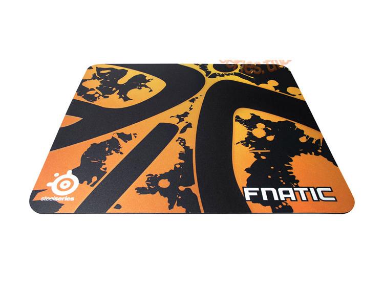 все цены на Коврик для мыши OEM Steelseries QcK + Fnatic 320 * 245 * 4 SS-1 онлайн