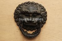 Lion Knocker/Ornamental of Door Bronze Statue LEO-B11