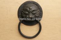 Lion Knocker/Ornamental of Door Bronze Statue LEO-B12