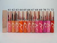 Free Shipping! HOT NEW Makeup rihanna RiRi Hearts lipgloss /lip gloss 12 color choose (96pcs/lot)