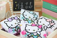2014 new Cotton underwear wholesale of the girls cat cartoon children's boxers panties briefs underwear