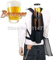 Party Life Single Barrel Portable Backpack Beverage Drink Beer Alcohol Dispenser Backpack Dispenser