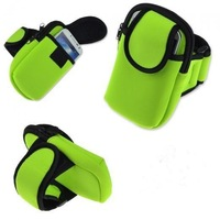 3Pcs/lot, New Hot Selling Universal Sport running armband bag Case For Apple iPhone 6 6G and money with credit card bag
