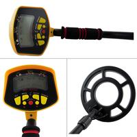 Free Shipping Metal Detector MD9020C Professional High Sensitivity Underground Metal Detector