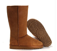 retail Australia Classic Bailey Button Snow Boots Women's Real Leather Winter Classic styles Shoes 1873 snow boots