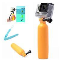 2013 New arrival Hot sell Gopro Bobber Floating Handheld Stick Floating  Grip w/ Wrist strap for GoPro Hero3+/3-2-1 SJ4000