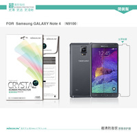 NILLKIN Super HD Anti-fingerprint or Matte Scratch-resistant Screen Protector For Samsung GALAXY Note 4 (N9100) Phone case