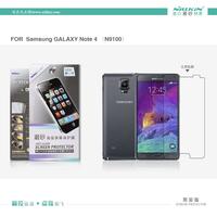 Brand NILLKIN Super HD Anti-fingerprint or Matte Scratch-resistant Screen Protector For Samsung GALAXY Note 4 (N9100) Phone case