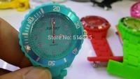 Plastic/silicone pocket watch, FOB nurse watch,neon nurse watch 10pcs/lot