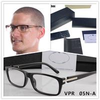 VPR 05N-A  eyeglasses frames men Black Full Frame eyeglasses men Acetate Brand glasses frame glasses for men with Original box