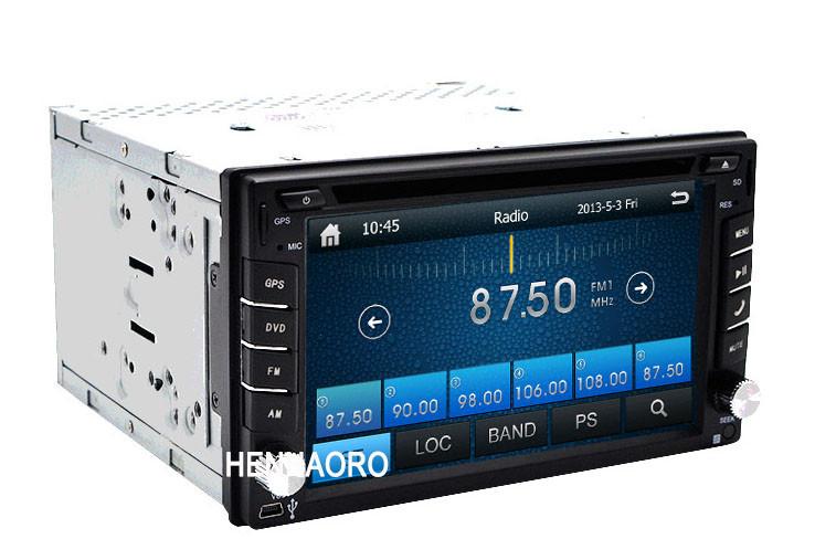 Touch Screen car dvd player gps navigation USB SD Bluetooth F