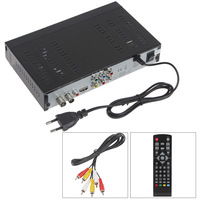 HD 1080P DVB-T2 TV Set-top Box Digital Terrestrial Receiver with USB &HDMI Interface Support android tv box