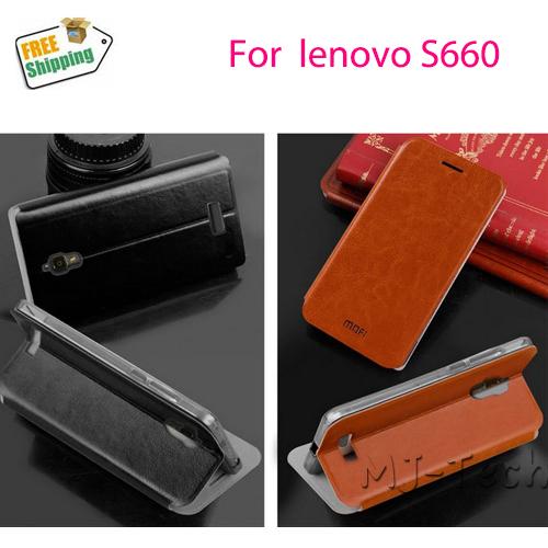 Чехол для для мобильных телефонов MOFI lenovo S660 , lenovo S660 for lenovo S660 чехол для для мобильных телефонов mofi lenovo k3 4g mtk6752 lenovo k3 k50 mofi lenovo k3 note