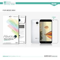 Original NILLKIN Super HD Anti-fingerprint or Matte Scratch-resistant Screen protector For Meizu MX4 phone case