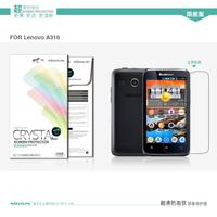 Original NILLKIN Super HD Anti-fingerprint or Matte Scratch-resistant Screen protector For Lenovo A316 phone case