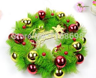 Горячая распродажа рождественская елка украшения декорации для вечеринок гирлянда новогодние шары праздничные атрибуты подарок árvore де натальной оптовая продажа