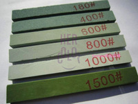 Set 6Pcs Knife Sharpening Stones Polishing Whetstone Oilstone