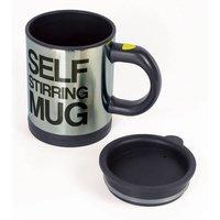 Self Stirring Mug  ultimate lazy man's mug  freeshipping