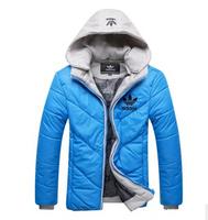 free shipping Men winter jacket ,new arrived fashion sports outdoor Winter down coat men,men outerwear jacket Size L-3XL