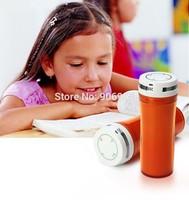 Retail Handsfree Powered HiFi Audio Bluetooth Speaker Waterproof Intelligent Music Speakers (Double Layer Vacuum Cup Kettle)