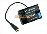 Fake Battery Connector DMW-DCC12 DMW DCC12 DMWDCC12 DC Coupler for Panasonic Lumix DMC-GH3 DMCGH3 DMC GH3 Cameras