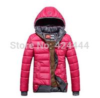 free ship winter women coat  new brand fashion jacket luxury raccoon fur collar overcoat warm thicken down-cotton slim parka