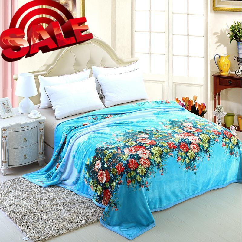 Cashmere Afghan Blanket Bedcover Cashmere Blanket