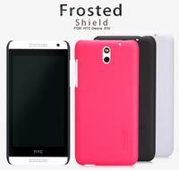 Original Nillkin Case for HTC Desire 610 4 Colors Super Plastic Matte Case + Screen Protector Film, Free shipping