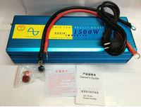 1500W DC12V/DC12V DC12V-AC220V Pure Sine Wave Inverter With Charger, Inverter With Charger, Home Inverter