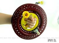 2014 new kite wheel hand wheel ABS plastic wheels 24cm genuine 6 colors Available flying kite wheel