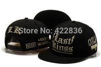 New 2014 Winter Fashion Last Kings leopard Snapback hats gold LK Brand Hip Hop sports mens baseball caps Free Shipping