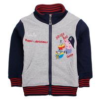 Nova Kids Wear Fashion 2014 Spring peppa pig Cotton Boy's jackets & coats Jacket jaquetas infantis Coats for Children Outerwear