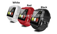 Crazy Popular Bluetooth Smart Watch WristWatch U8 U Watch for iPhone Samsung HTC Android Smartphones Free Shipping