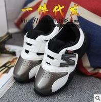 Free shipping children sport  fall shoes boy shoes 2014 kids shoes for girls boys winter kids brand shoes sneaker 518B