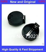 Free Shipping 100PCS Battery Button Cell Holder Socket Case CR2032 cr2032 battery holder 2032