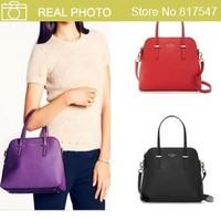 AB215 hot price Fashion Elegant cedar street maise Solid Genuine leather Handbag Purse  Bag free shipping dropshipping