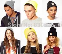 2014 Brand Style Knitted beanie hat Men & Women Beanie Hiphop Cap Fashion Knitted Beanies Skullies Casual Cap gorro bonnet