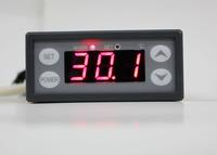 Digital thermostat, WH9002A, optional sleep timer function, DC12V / 24V / AC110V / 220V