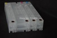 X451 X476 X551 X576 printer refill ink cartridge with chip; HP970XL HP971XL 4-color-set