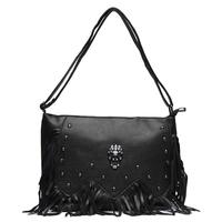 Women messenger bags Long Tassel European Style Cross Body Bags Lady Single Shoulder Bags Fashion Bags Bolsa Franja Z5