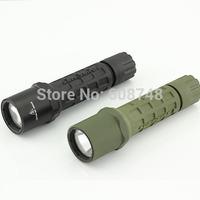 Free shipping Tactical Flashlight light CREE R2 LED flashlight torch lamp