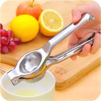 Stainless steel lemon juicer manual stainless steel lemon clip