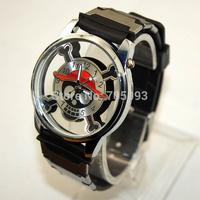 NEW ARRIVAL! ONE PIECE cartoon  Wristwatches SKULL digital watch student gift