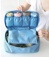 Travel Multifunction Bra finishing package Portable wash bag Storage bag Fashion 5 colors Wholesale Free shipping bp015