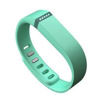 2 PCS Large Size Replacement Wrist Band &Clasp for Fitbit Flex Bracelet (NoTracker) Blue Color
